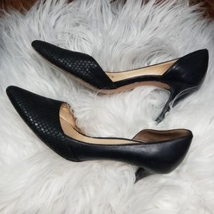 Cole Haan heels sz 7 black